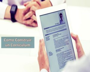 Como Construir un Curriculum