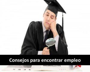 Consejos para encontrar empleo