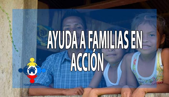 Ayudas a Familias en Acción
